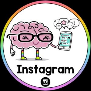 First Grade Brain Instagram