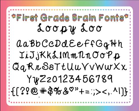 Font Crazy