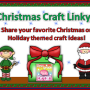 Merry Christmas! (in July!) and the Christmas Craft Linky Party