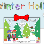 TPT Winter Holiday Ebook 2013!